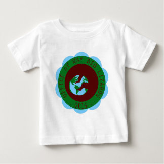 Office of Way Big Lizards Baby T-Shirt