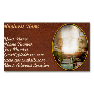 Eclectic business cards profile cards zazzle ca office ole tobias olsen 1900 magnetic business card colourmoves