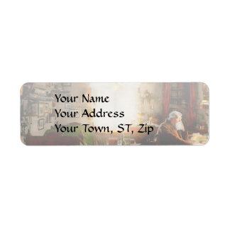 Office - Ole Tobias Olsen 1900 Return Address Label
