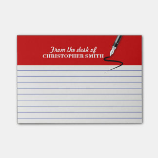 Office organizer red Post-it® note MINI