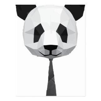 Office Panda T shirt Postcard