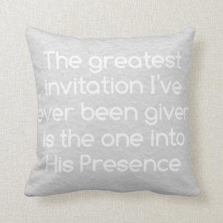 Office Pillow