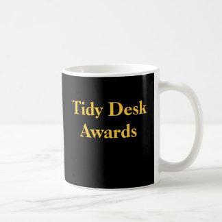 Office Practical Joke Tidy Desk Funny Spoof Awards Coffee Mug