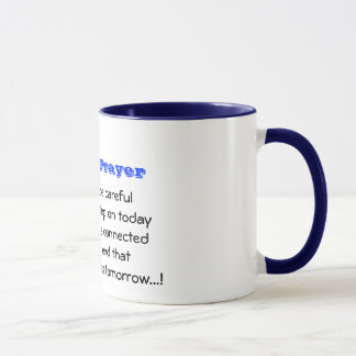 Office Prayer Mug