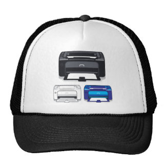 Office Printer Trucker Hat