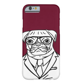 Office pug barely there iPhone 6 case