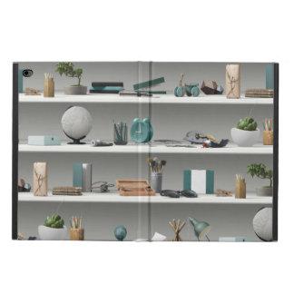 Office Shelves Wellness Teal Powis iPad Air 2 Case