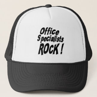 Office Specialists Rock! Hat