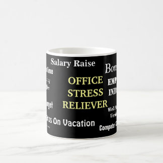 Office Stress Reliever - Therapeutic Office Mug
