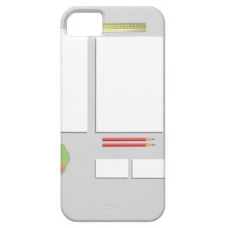 Office Supplies Case For The iPhone 5