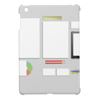 Office Supplies Cover For The iPad Mini