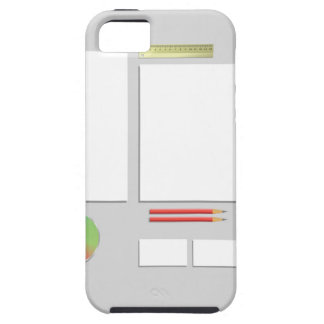 Office Supplies iPhone 5 Cover