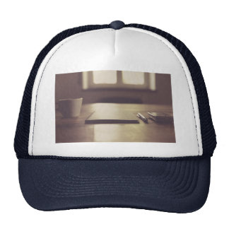 office trucker hat
