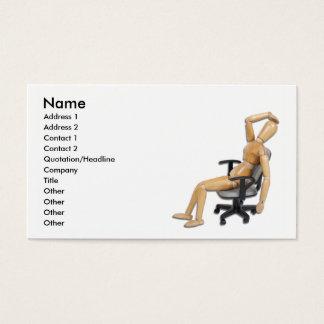 OfficeFrustration, Name, Address 1, Address 2, ... Business Card