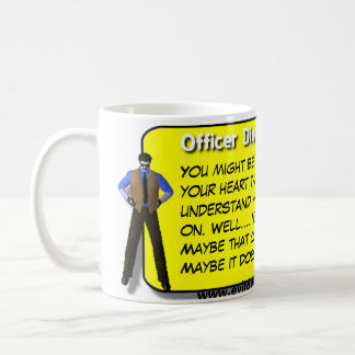 Officer Dingus - Comfort Coffee Mug