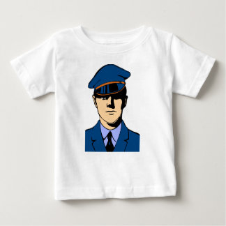 Officer In Uniform Baby T-Shirt