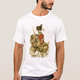 Officer of the Hussars of the Imperial Guard T-Shirt