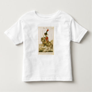 Officer of the Hussars of the Imperial Guard Toddler T-shirt