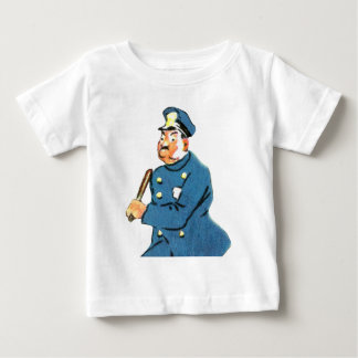 Officer On Duty Baby T-Shirt