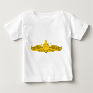 Officer Surface Warfare Badge Baby T-Shirt