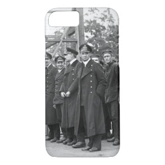 Officers and crew of the German submarin_War Image iPhone 7 Case