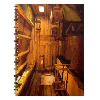 Officers Quarters Fort Clatsop - Lewis And Clark Notebook