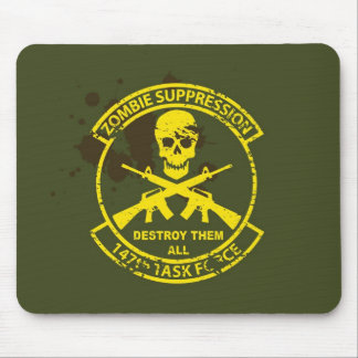 Official 147th ZTF Mousepad