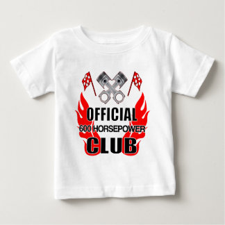 Official 600 HP Club Baby T-Shirt