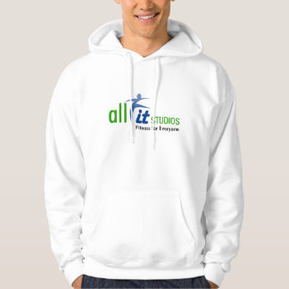 Official All Fit Studios Unisex Hooded Sweatshirt