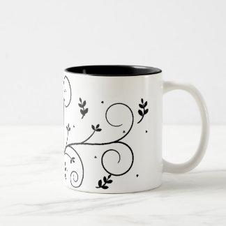 Official Allison White - Grey Coffee Mug
