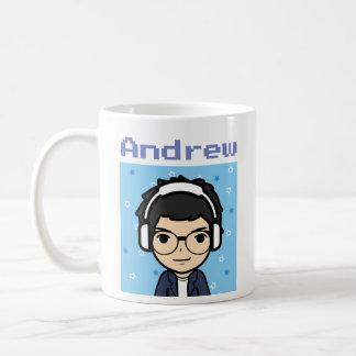 Official Andrew Mug (White)