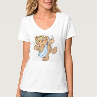 Official Angel Bear Hugger T-Shirt