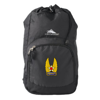 Official Arnold Air Society High Sierra Backpack