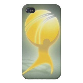 Official ATLAS SHRUGGED Covers For iPhone 4