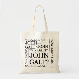 Official ATLAS SHRUGGED Movie Small Tote