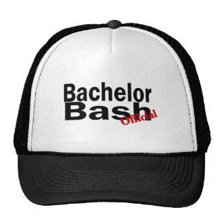 Official Bachelor Bash Hat