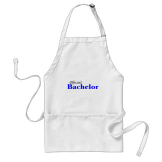 Official Bachelor Standard Apron