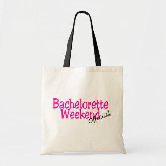 Official Bachelorette Weekend