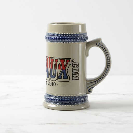 OFFICIAL Basil Marceaux.com Stein 18 Oz Beer Stein