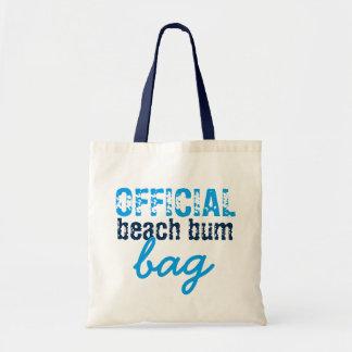 Official Beach Bum Bag - Navy Blue