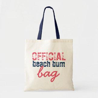 Official Beach Bum Bag - Pink