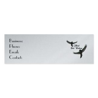 Official Bird Watcher  Business Card