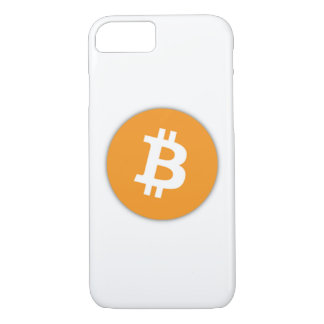 Official Bitcoin Symbol iPhone 7 Case