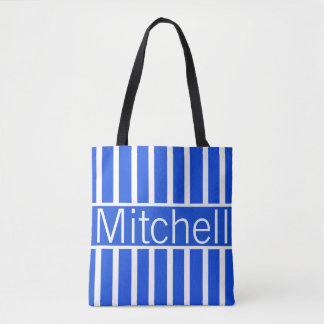 Official Blue NGL Personalized Tote Bag