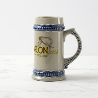 Official brewing jar muycabron.com beer stein