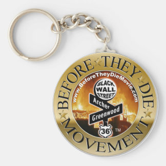 Official BTD Commemorative Product Basic Round Button Keychain