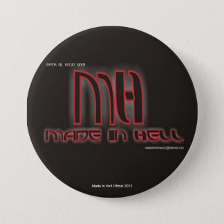 Official button of Made In Hell