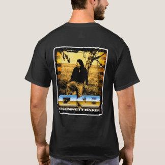 OFFICIAL C. KENNETT BAKER Sepia T T-Shirt