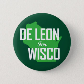 Official Campaign Button (Green)