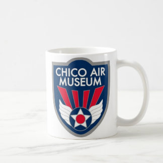 Official Chico Air Museum Coffee Mug